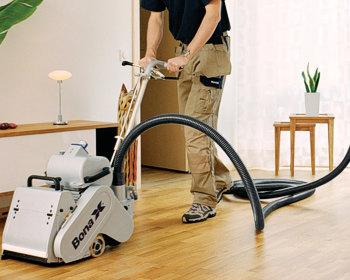 Floor Sanding Bona
